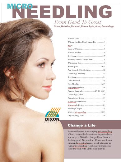 Microneedling from Dr  Dixon