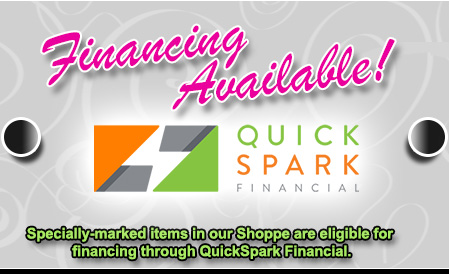 Financing Available QuickSpark