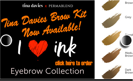 Tina Davies Brow Kit